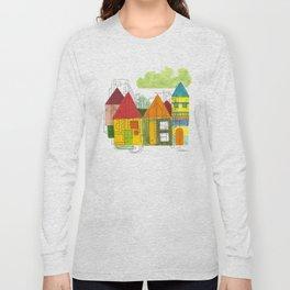 Little Block Town Long Sleeve T-shirt
