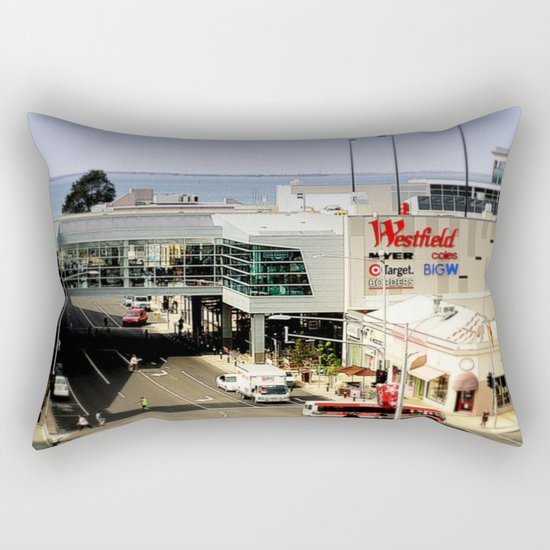 Shop by the Bay Rectangular Pillow