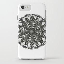 Hidden Space iPhone Case