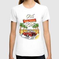 racing T-shirts featuring Racing Adventure by MeleeNinja