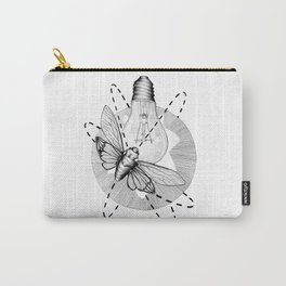 Moth to the Flame Carry-All Pouch