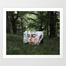 Effy Art Print