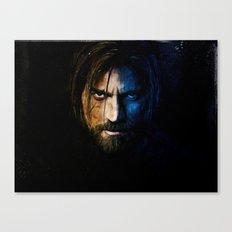 The Kingslayer Canvas Print