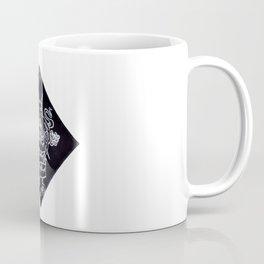 Kraken Octopus Sea Monster Sinking Ship Illustration Coffee Mug
