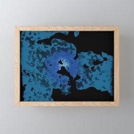 Abstraction 2 Framed Mini Art Print