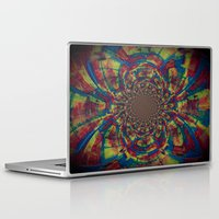 pixies Laptop & iPad Skins featuring Where is my mind  by T.E.Perry