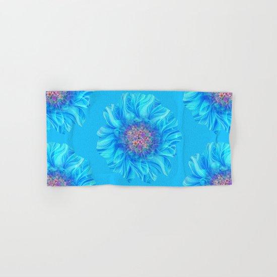 Fractal Flower 2 Hand & Bath Towel