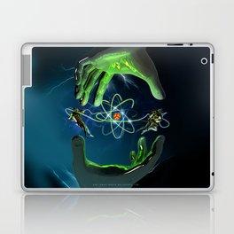 The Atom Control Laptop & iPad Skin