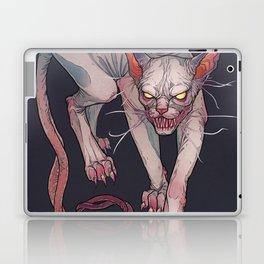 Goblin cat Laptop & iPad Skin