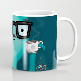 Nerdtopus Coffee Mug