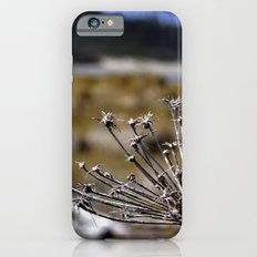 Dried Wildflower Slim Case iPhone 6s