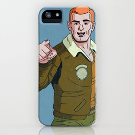 iN.S.A - iNternet Security Agency iPhone Case