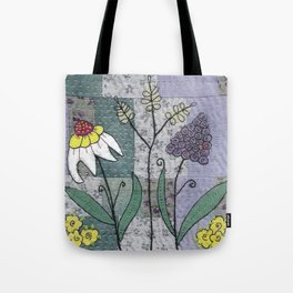 Woodland Flowers 2 Tote Bag
