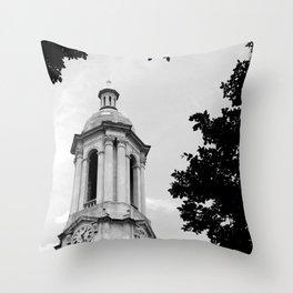 Penn State Old Main #2 Throw Pillow