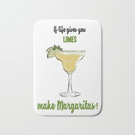 Margaritas Bath Mat