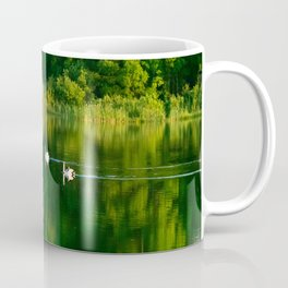 Family picnic Coffee Mug