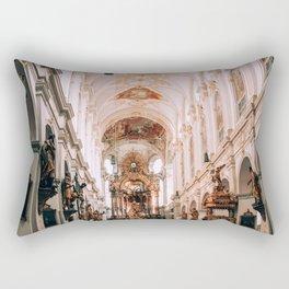 You're a Saint   Munich, Germany Rectangular Pillow