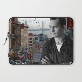 Jack Kerouac San Francisco Laptop Sleeve
