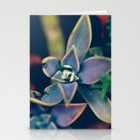 gem Stationery Cards featuring Gem by Purdypowny