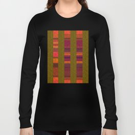 """Colorful Autumn Field"" Long Sleeve T-shirt"