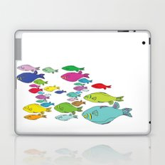FISHpaint Laptop & iPad Skin