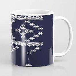 Invasion Pattern Coffee Mug