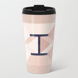 """""""I"""" Drop Cap Travel Mug"""