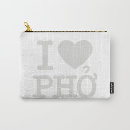 i love pho Carry-All Pouch