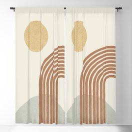Sunny Hill Blackout Curtain