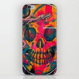 ROSE CRÂNE #1 iPhone Skin