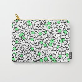 neon cotton Carry-All Pouch