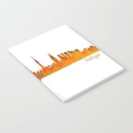Tokyo City Skyline Hq V1 Notebook