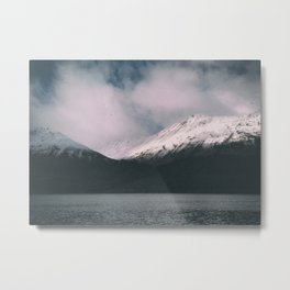 winter S Metal Print