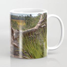 Driftwood twisted and bent Coffee Mug