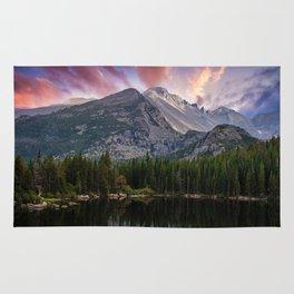 The Colorado Rockies Rug