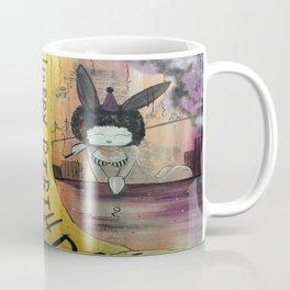 Birthday Bunny Coffee Mug