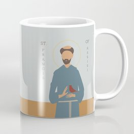 St. Francis of Assisi Coffee Mug