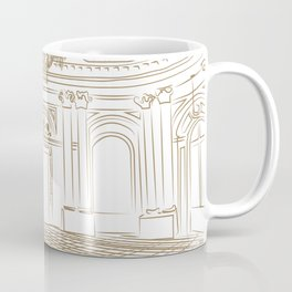 Royal Ballroom Coffee Mug