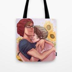 baby boyfriends Tote Bag