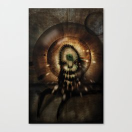 The Introspective Canvas Print