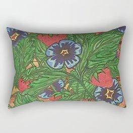 MEMORIES PLANTED Rectangular Pillow