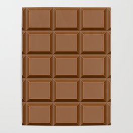 Chocolate Bar Poster