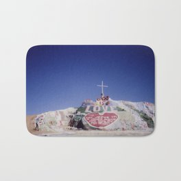 Salvation Mountain Cheki Bath Mat