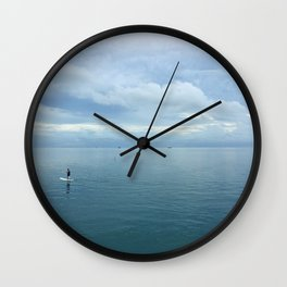 Rush hour Wall Clock