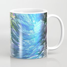 mirror explotion Coffee Mug