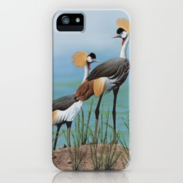 gru pavonina iPhone Case