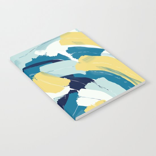 Abstract painting 111 Notebook