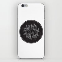 circle iPhone & iPod Skins featuring circle by aticnomar