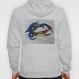 Maryland blue crab Hoody