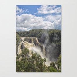 Beautiful Barron Falls Canvas Print